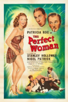 The Perfect Woman 1949 DVD - Patricia Roc / Stanley Holloway